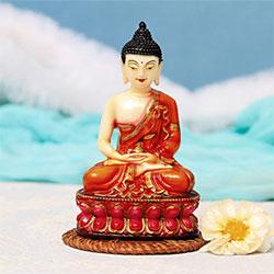Soothing Lord Buddha Idol
