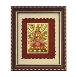 Goddess Saraswati photo frames SIZE : 5.00