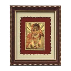 Sai Baba  photo frames SIZE : 5.00