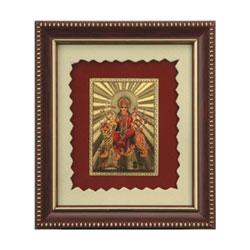 Goddess Durga Maa (Glossy) SIZE : 5.00