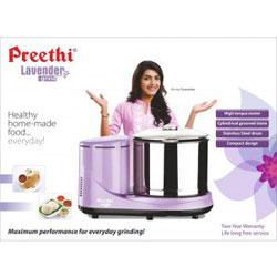 Preethi Lavender WG905 2-Litre 150-Watt Wet Grinder