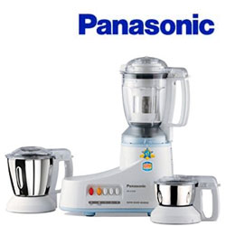 Panasonic MX-AC350 550-Watt 3-Jar Super Mixer Grinder