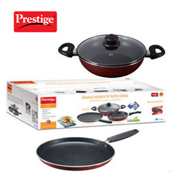 Omega Deluxe Non- stick Cookware - Build Your Kitchen set (3Pcs Set)
