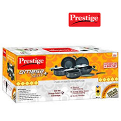 Prestige Omega Select Plus KIB 6-Pieces set