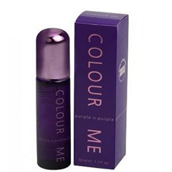 Send this Exclusive Colour Me (Purple Perfume) for Her