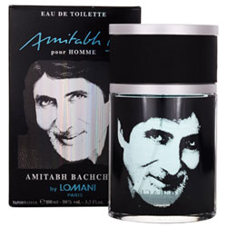 Lomani Amitabh Bachchan Pour Homme EDT - 100 ml  (For Boys)