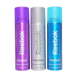 Surprise her by sending Set of 3 Reebok Deo