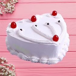 A yummy and delicious cake can make your event even more special. Order this lip-smacking 1kg Vanilla Cake