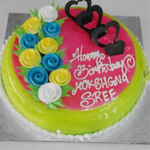 Strawberry cake -2kg