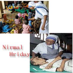 Annadanam at Nirmal Hriday
