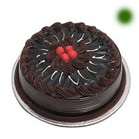 1kg Eggless chocolate cake,