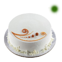 1kg Eggless Vanilla Eggless Cake