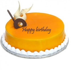 Place an order now for this delicious mango cake, full of the flavor of mango. The cake tastes delicious and has been baked to its perfect taste
