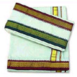Silk Dhoti : Pure silk dhoti with pure zari border. A must for every man to wear during traditional functions, poojas etc. Gift them to your dear friend or a close relative on any special occasion.