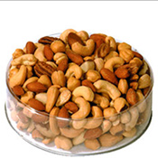 1Kg. Dry Fruits Hamper Ethnic gift basket garnished with love and good wishes!