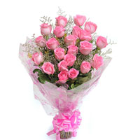 unch of 15 Pink Roses for someone special.Each flower is a soul opening out to nature.