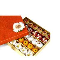 Assorted Premium kaju Sweets  Weight : 1kg