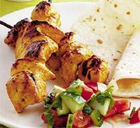 Chicken Tikka (2 Plates )