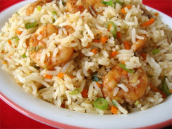 Chicken Biryani Family Pack : serves for 3 people