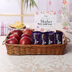 Basket Of 1 Kg Apples