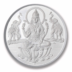 5 gms Laxmi Shree Silver Coin
