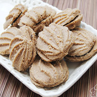 Delicious butter cookies that are irresistibly inviting..1kg