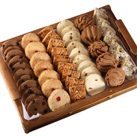 A collection of freshly baked, soft, sweet and tasty cookies in a smart pack..1kg