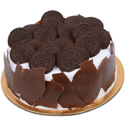 Chocolate Oreo Mousse Cake One kg
