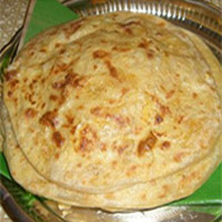 Bobbatlu : A popular dish of Andhra is Bobbatlu -- served on south Indian festivals and occasions. Weight:1kg