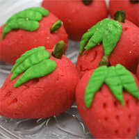 Kaju strawberry 1kg