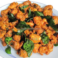 Cashew Pakoda - 1 kg