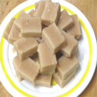 Ghee Mysorepak :Mouthwatering sweet mysorepak Weight : 1/2kg