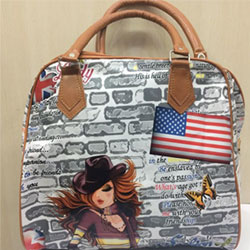 Women's Hand Bag  14 inch height approx. Delivery lead time 2 to 3 working days
