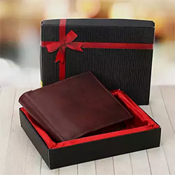 Timeless gifts for men in deep classic and seasonal tones! No matter how many wallets a man have, there is always a scope for a new one 2 to 3 working days