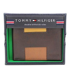 A leather wallet is also combined to make a perfect gift 