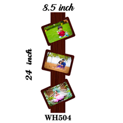 Wall Photo Frame With Mdf Plaque