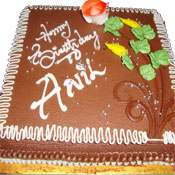 1kg Chocolate Butter Cream Cake,