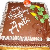 1kg Chocolate Butter Cream Cake,