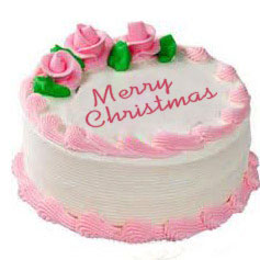 Greet your dear ones in India this Christmas by sending this 1 Kg Delicious Christmas Cake.