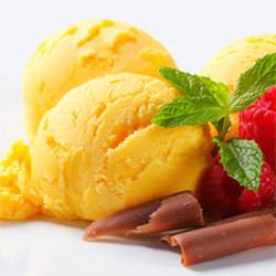 Ice cream Butterscotch family pack - 700 ml