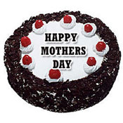 1kg Black Forest Cake Cakes are always high in demand as gifts on a special occasion. And when it is Mother''s day then delicious cakes come in top priority as gifts for mom. This is a yummy black forest cake with Mother''s day icing on top of it. Send this awesome treat to your mom in India and let her enjoy every bite of it.
