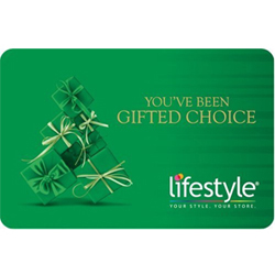 This Gift Card is valid for 3 months from the date of issue or last reload. This Gift Card can be redeemed for purchase of products from Lifestyle Guntur,vijayawada,Rajhmandry,kakinada&vizag