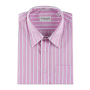 branded  Pink Striped