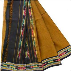 Pochampally Taniya Cotton Saree