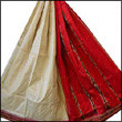 Pochampally is the well known brand in south india.This saree is made of silk.