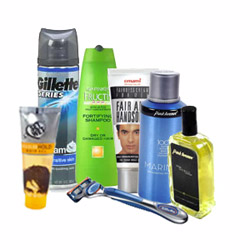 Gillette Shaving Foam Fructis Shampoo 200ml Pack Vector Plus Razor Park Avenue After Shave Hair Gel Emami Fair & Handsome Cream Park Avenue Body Spray Shipping Info: Ships within 3 to 4 working days.