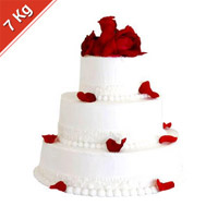 If you want to celebrate the wedding anniversary retirement or if you want to make any occasion special;  Weight : 7 Kgs