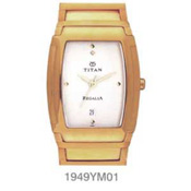 Present a regal gift to your loved ones in India through this time trancsending and priceless Titan Regalia Gents Watch. Your dear ones in India would surely treasure this premium watch from Titan