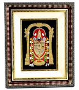 Glass Frame with Balaji