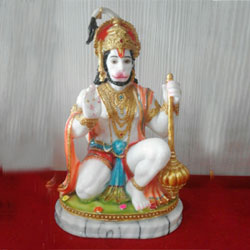 HANUMAN Gift Statue Idol Showpiece  lead time 2 working days <br> <b>out of stock</b>